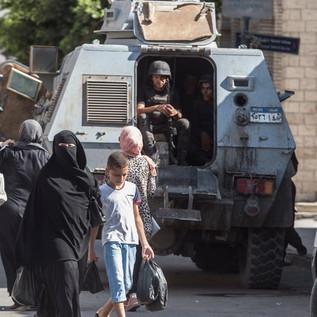 Egitto: l'intricato apparato di sicurezza è indispensabile alla sopravvivenza del regime