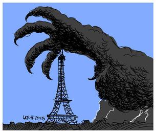 Considerazioni fuori dal giro: Parigi - IS