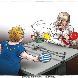 UE, Turchia e migranti