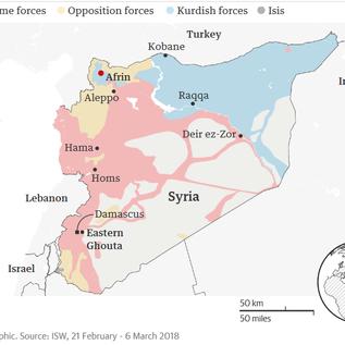 Siria, Turchia e i tanti Kurdistan