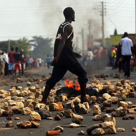 Crimini contro l'umanità in Burundi: l'Africa subsahariana è ancora più calda