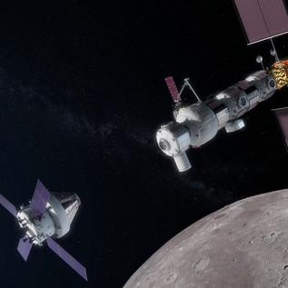 Gateway: una stazione per rimanere sulla Luna