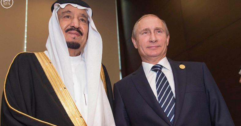 Russia, Arabia Saudita e terroristi: lo Spazio entra in gioco!