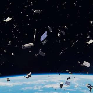 I detriti spaziali: un problema che cresce di giorno in giorno