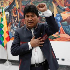 Bolivia ed Evo Morales: un binomio che dura da 14 anni