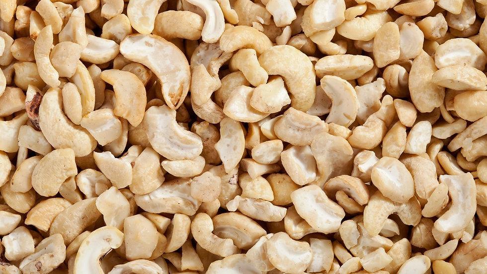 Cashews - Raw, Broken (1kg)