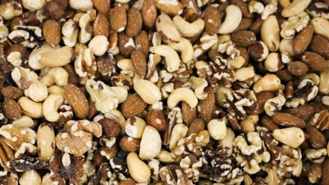 Mixed Nuts - Dry Roasted (1kg)