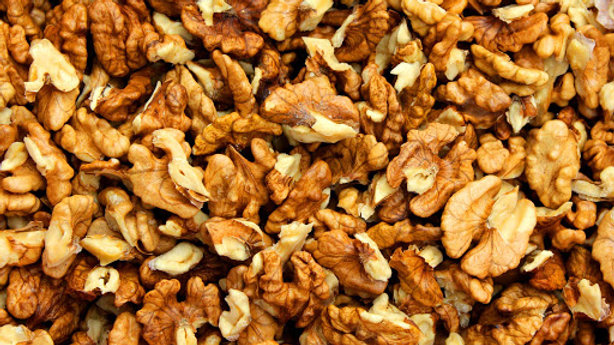 Walnuts - Dry Roasted (1kg)
