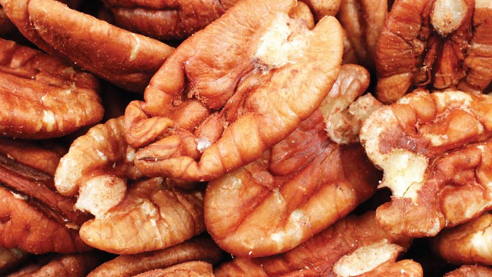 Pecans - Dry Roasted (1kg)