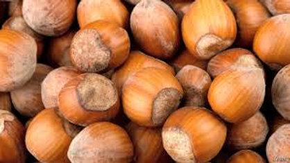 Hazelnuts - Dry Roasted (1kg)