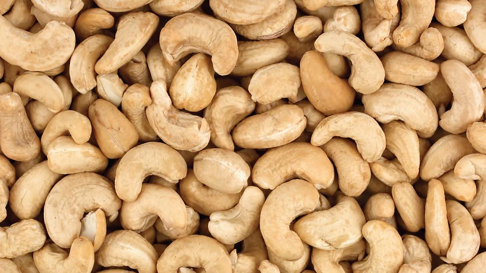 Cashews - Dry Roasted (1kg)