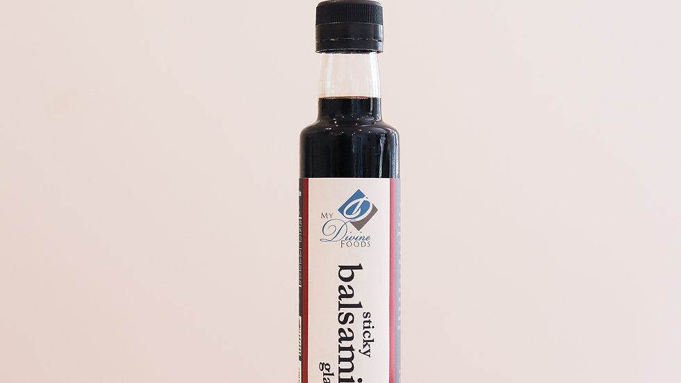 Sticky Balsamic Glaze (250ml)
