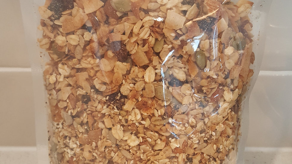 Granola - Locally Made in SA (350g)