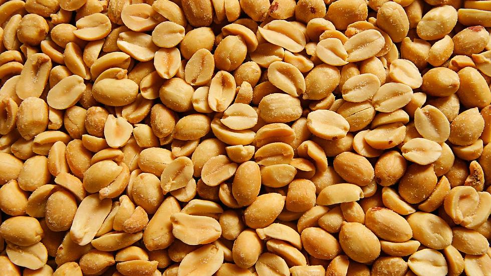 Peanuts - Dry Roasted (1kg)