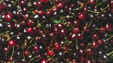 Cherries - Dark, Sweet (1kg)