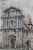 Study of a Church 02 (2018)