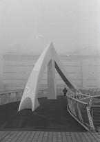 Squiggly Bridge in the Fog (2016)