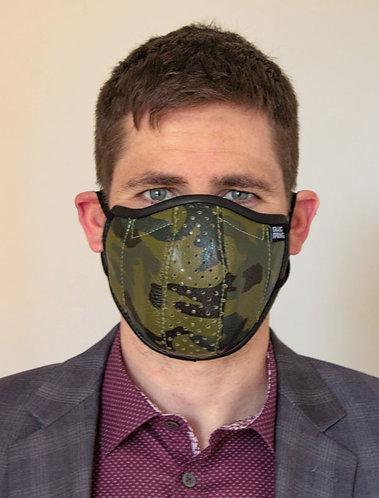 Mens Mask - Camouflage