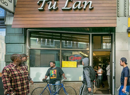 Only locals know about Tu Lan, Julia Childs favorite Vietnamese restaurant.