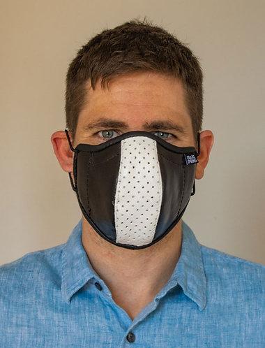 Mens Mask - Black and White