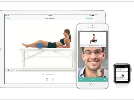 What is Online Physiotherapy?