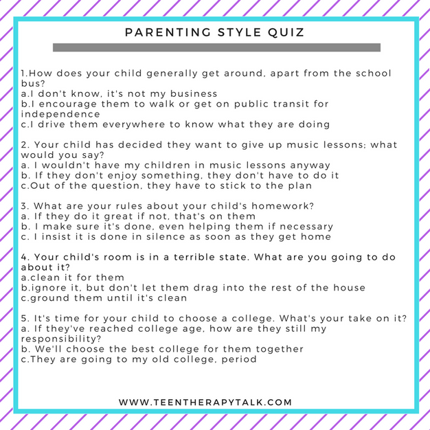 Are you a neglectful parent? Learn your parenting style
