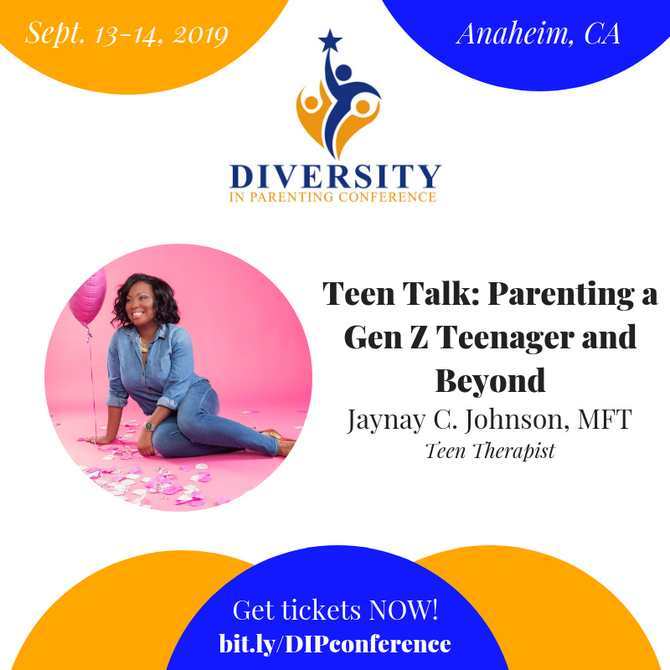Diversity in Parenting Conference 2019