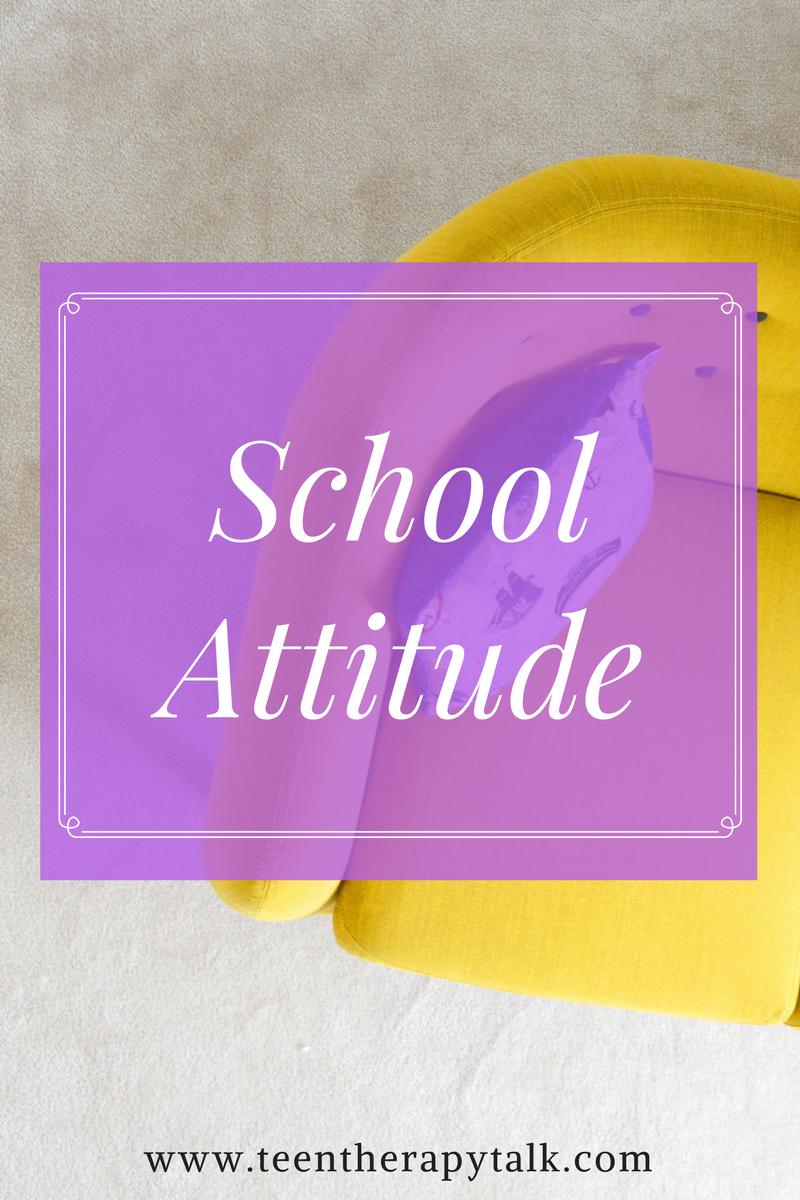 School attitude