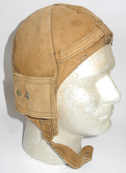 Flight test facility GP helmet