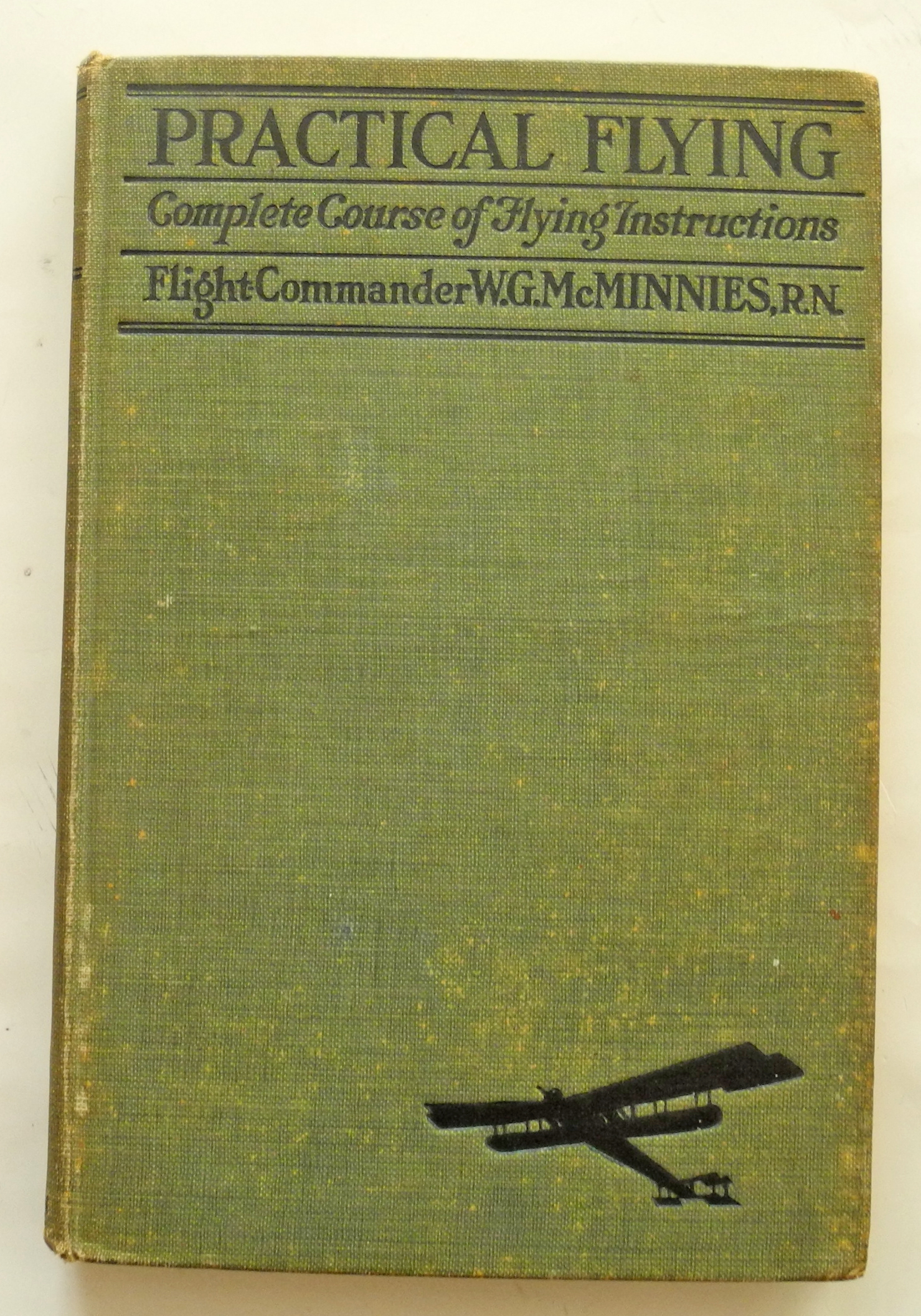 Practical Flying Instruction 1918