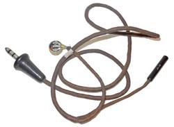 AAF T-44 microphone + wiring loom