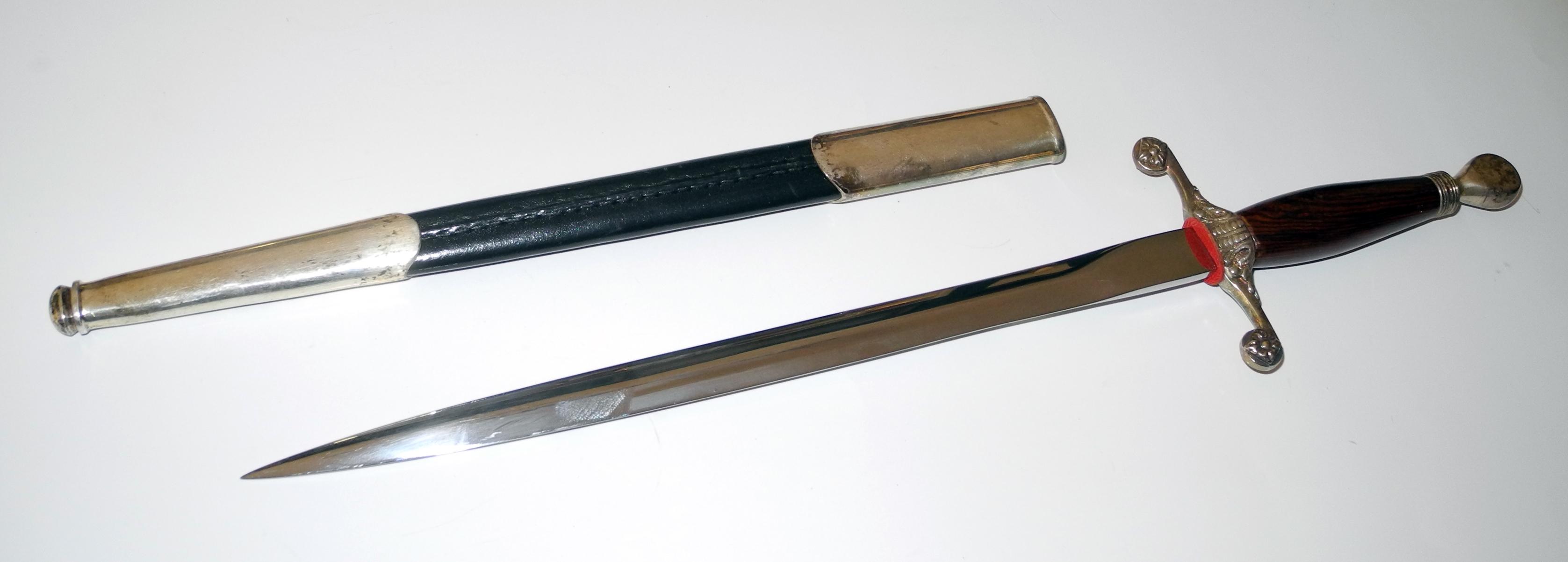RAF commemorative dagger