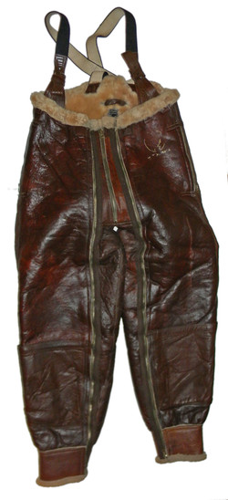 AAF A-3 fleece flight suit pants