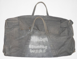 WAAF kit bag dated 1944