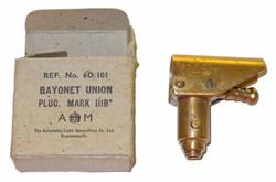 RAF Mk IIIB connector for D mask