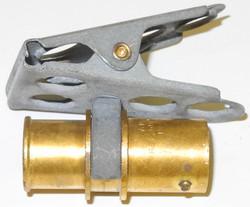 RAF mask connector