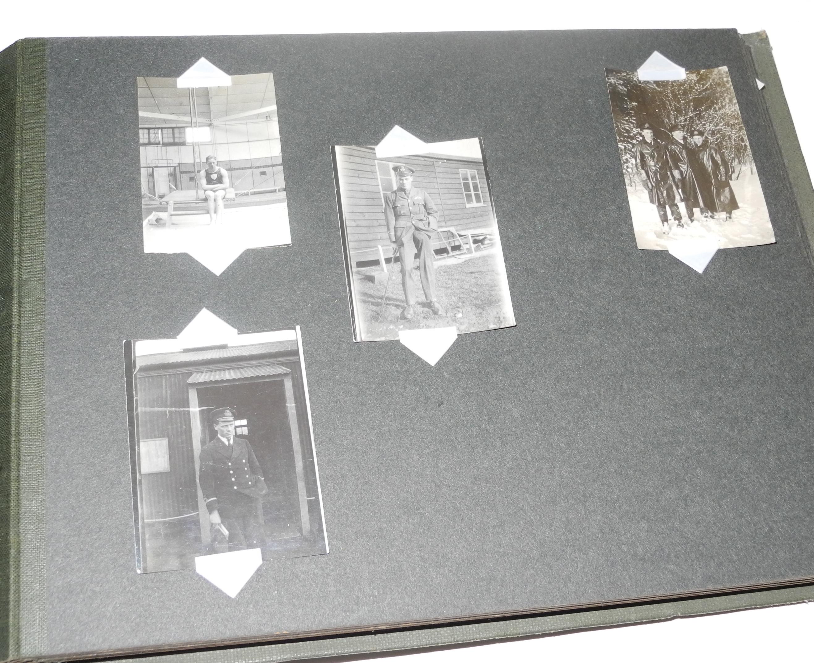 RNAS Hodgson photo album