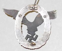 LW Mistel pilot badges / history