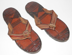 RAF private purchase hand-made sandals