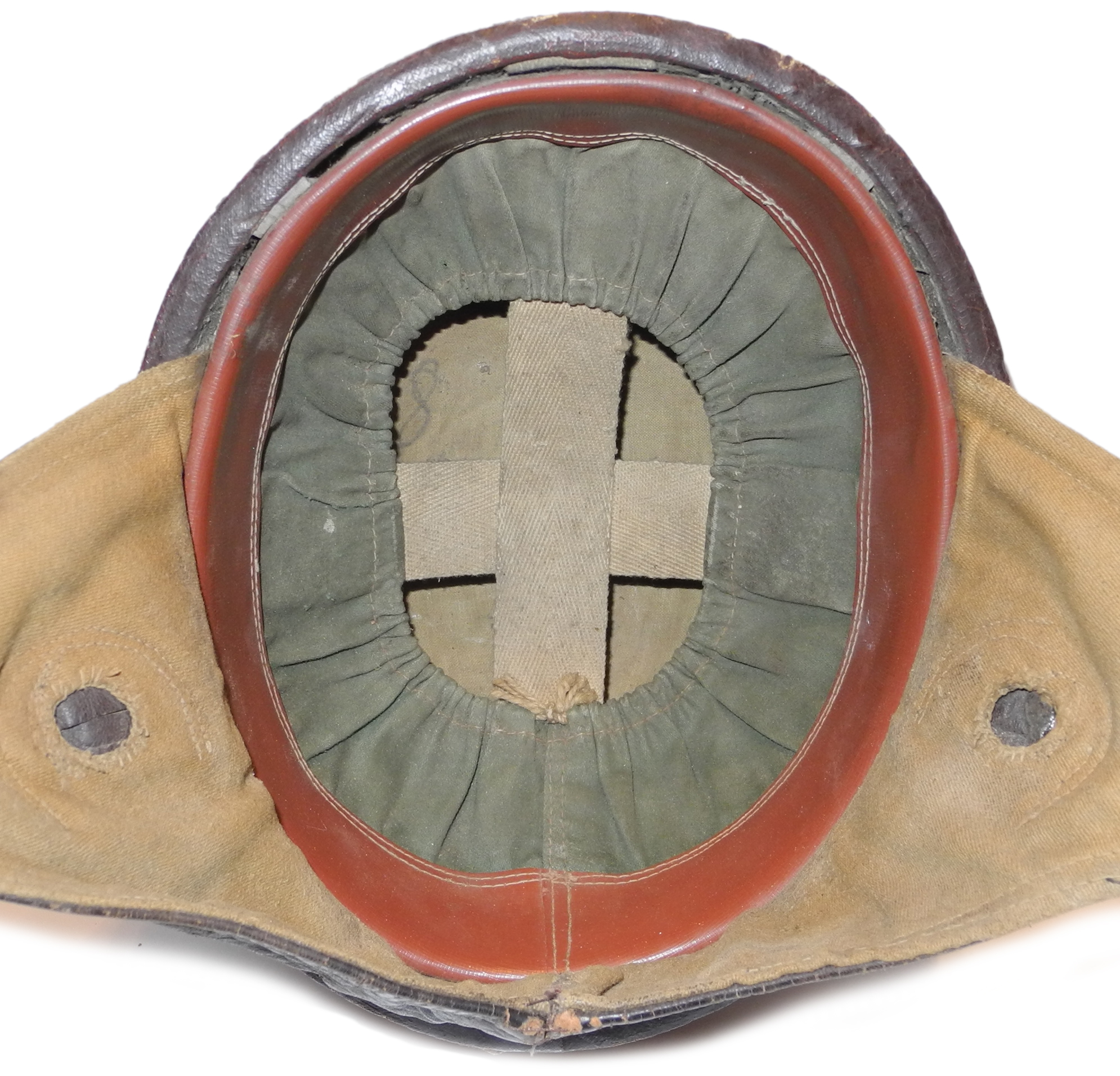 Flight / Despatch rider helmet