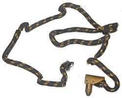 Original RAF Type D mask hose with connector