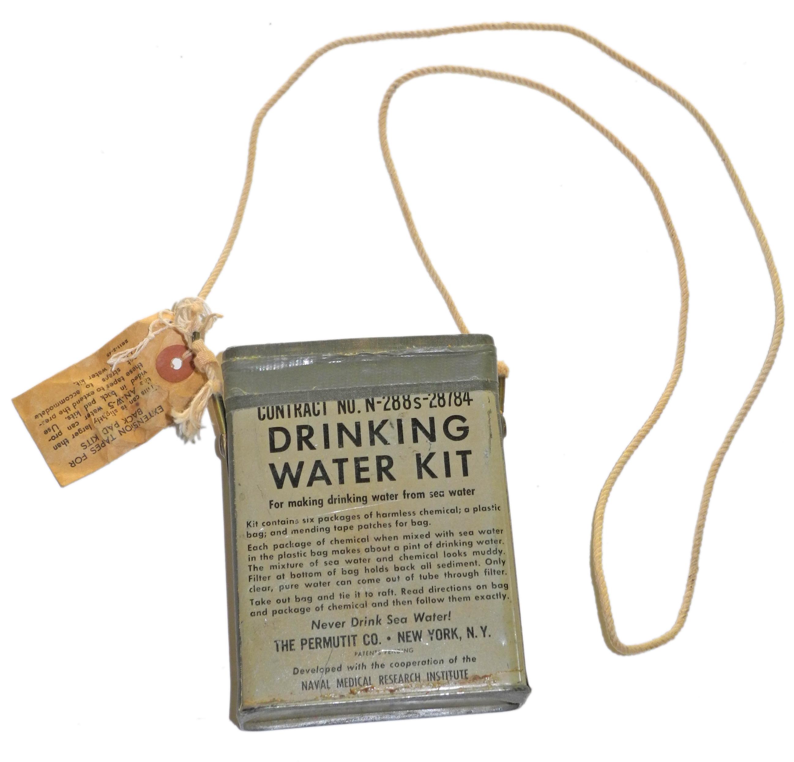 USN Emergency Drinking Water6