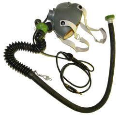 USN Type C oxygen mask