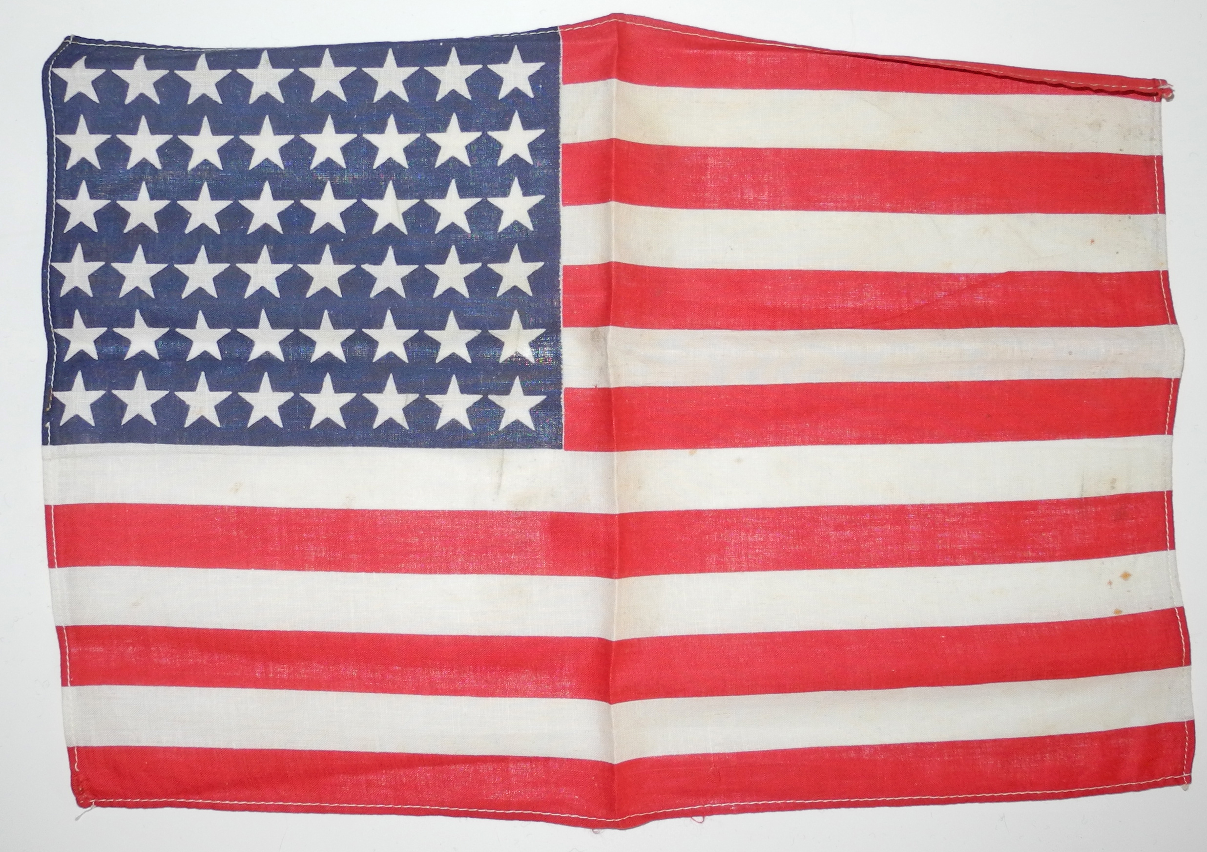 "US 48 Star Flag 12"" x 18"""