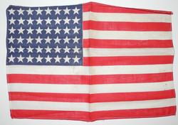 "US 48 Star Flag 12"" x 18"""