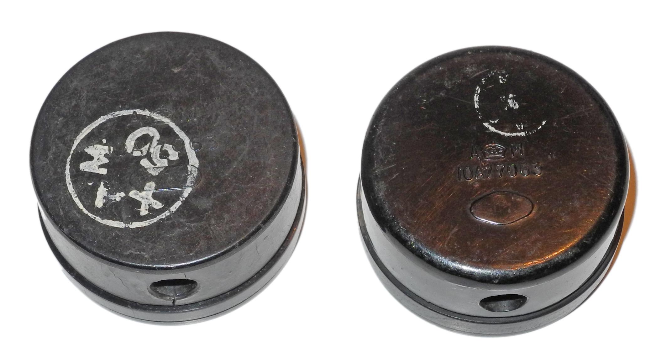 RAF helmet receivers Type C