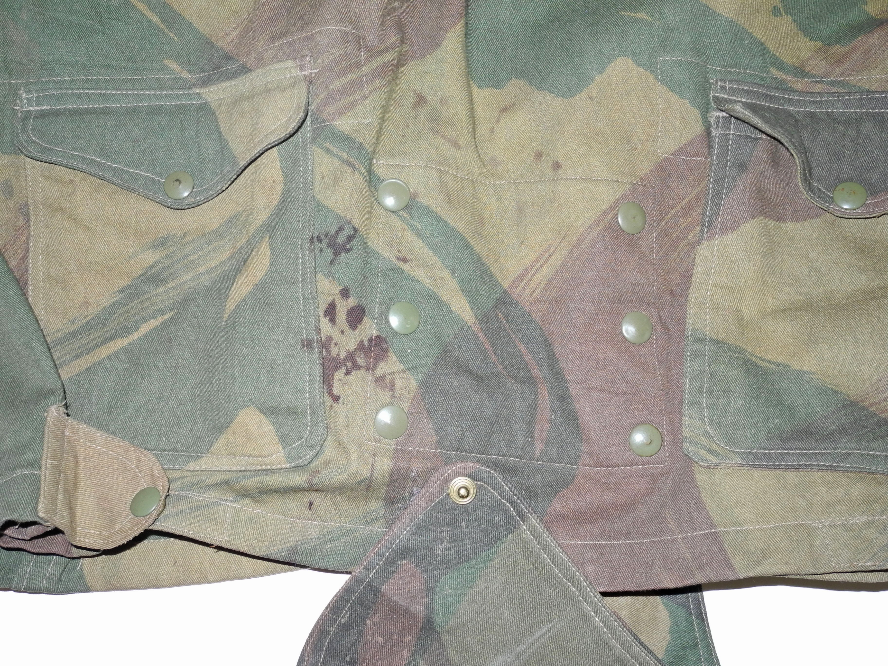 Denison Paratrooper Smock first pattern 1942