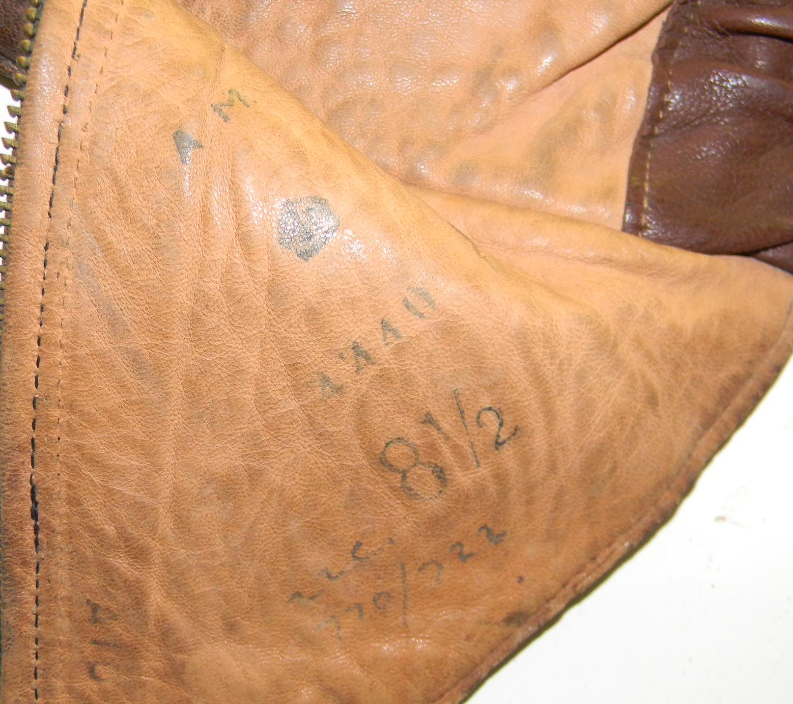 RAF 1941 pattern Gauntlets (2)
