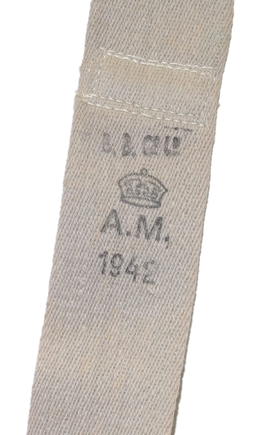 RAF  trouser braces / suspenders