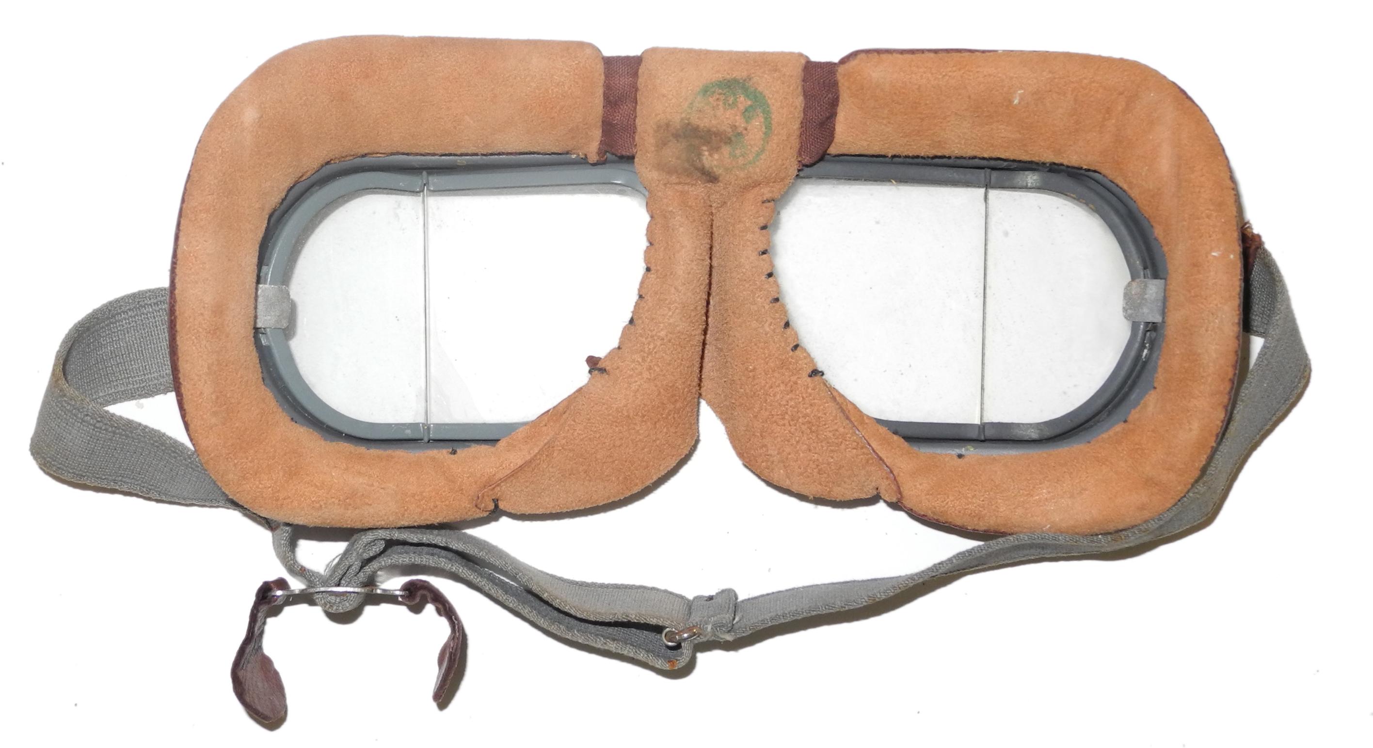 RAF MKVIII goggles boxed